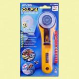 Cutter rotativo Olfa de 45 mm