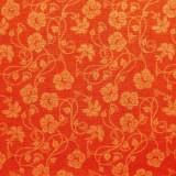 Entramado de campanillas en naranja
