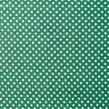 Tela patchwork: lunarcitos blancos sobre turquesa