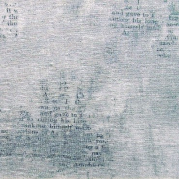 Tela patchwork Simply Gorjuss papel mojado en gris