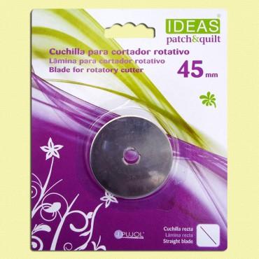 Cuchilla Ideas para cutter rotativo de 45 mm