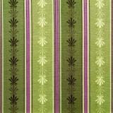 Tela patchwork Château cenefa verde 1