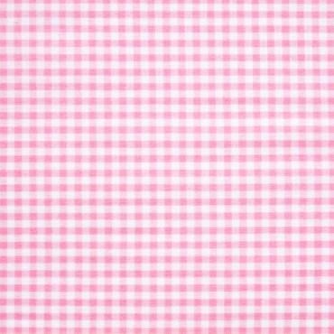 Tela patchwork cuadritos Vichy en rosa claro