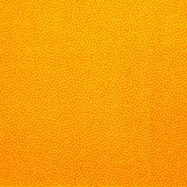 Tela patchwork puntitos en amarillo claro sobre calabaza
