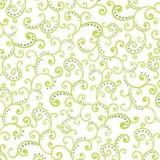 Tela patchwork Devon espirales en verde