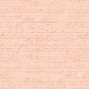 Tela patchwork Mirabelle La Vie en Rose letras sobre rosa