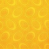 Tela patchwork Aboriginal Dot de Kaffe Fassett en amarillo dorado 1