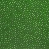 Tela patchwork de Navidad puntitos verdes sobre verde botella 1